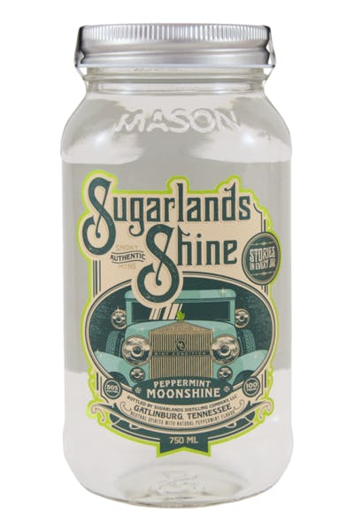 Sugarlands Peppermint Mooonshine
