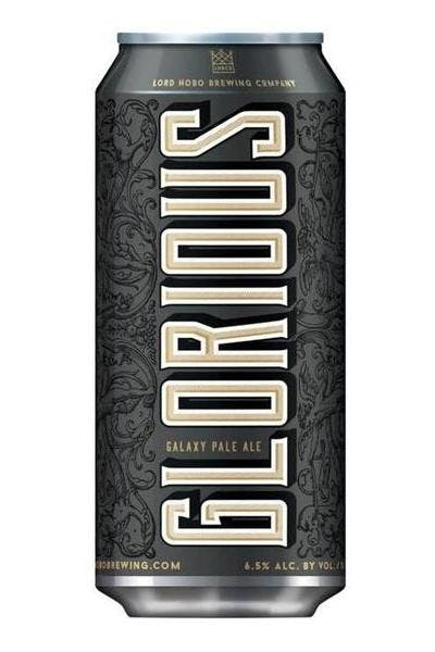 Lord Hobo Glorious Galaxy Pale Ale