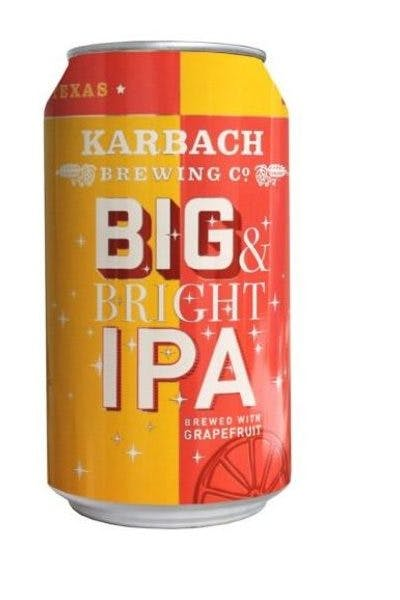 Karbach Big & Bright IPA