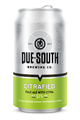 Due South Citrafied Pale Ale
