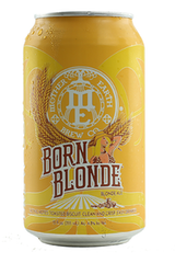Mother Earth Born Blonde
