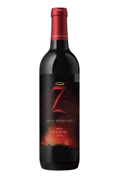 Michael David 7 Deadly Red Blend