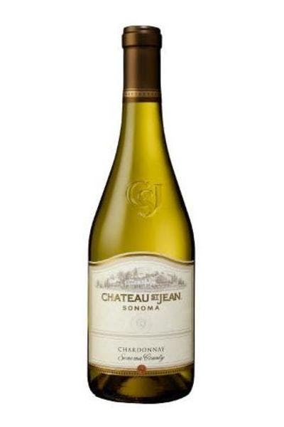 Chateau St Jean Sonoma County Chardonnay 2010