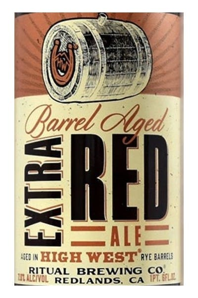 Ritual Barrel Aged High West Extra Red