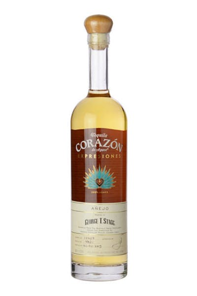 Corazon George T. Stagg Anejo