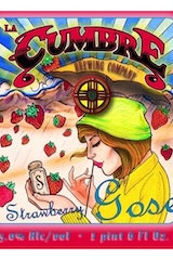 La Cumbre Strawberry Gose