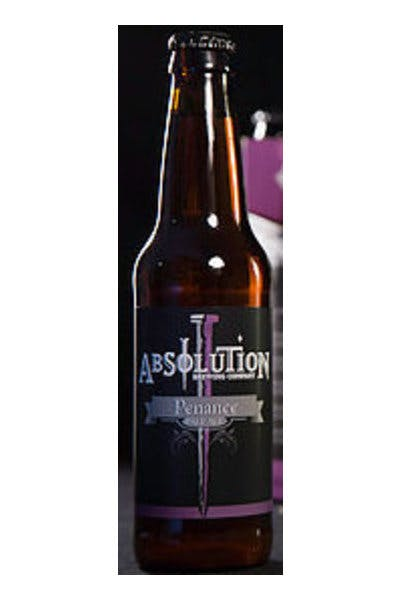 Absolution Penance Pale Ale