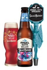 Angel City Saazberry Ale