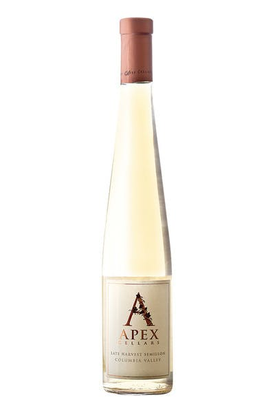 Apex Late Harvest Semillon Columbia Valley