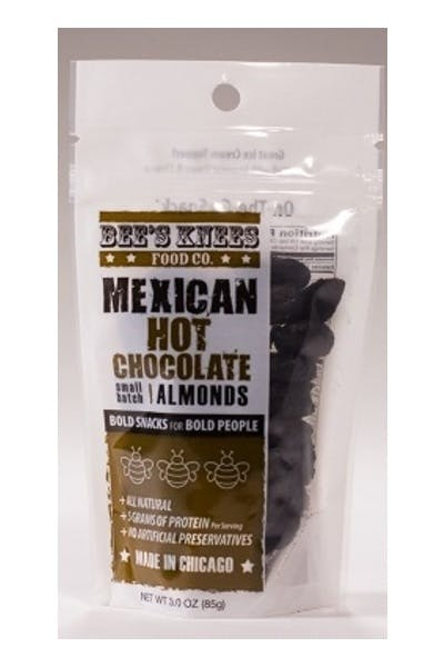 Bees Knees Mexican Hot Chocolate Almonds