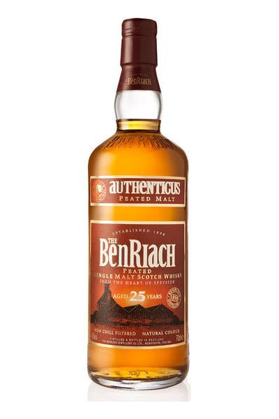 Benriach Authenticas 25 Year