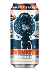 Bold City Mad Manatee IPA
