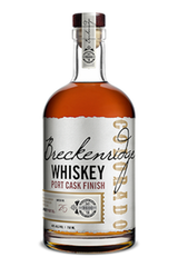 Breckenridge Port Cask Bourbon Whiskey