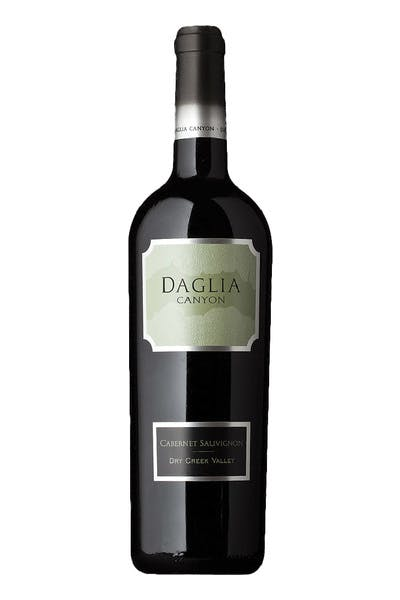 Daglia Canyon Cabernet Dry Creek