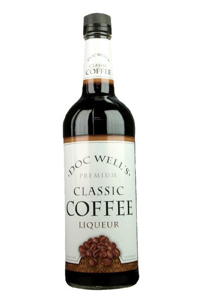 Doc Well's Coffee Liqueur