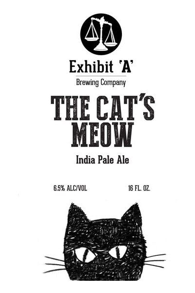 Exhibit A The Cat's Meow IPA
