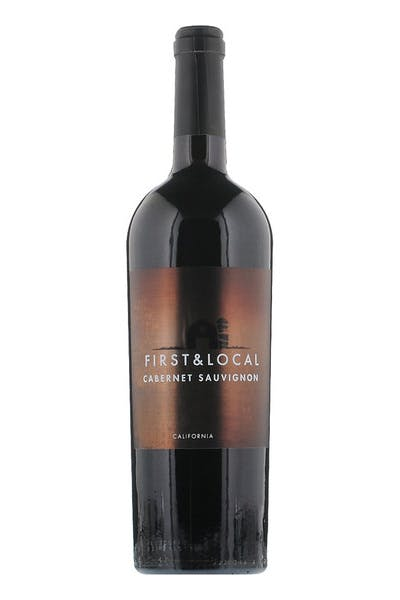 First & Local Cabernet