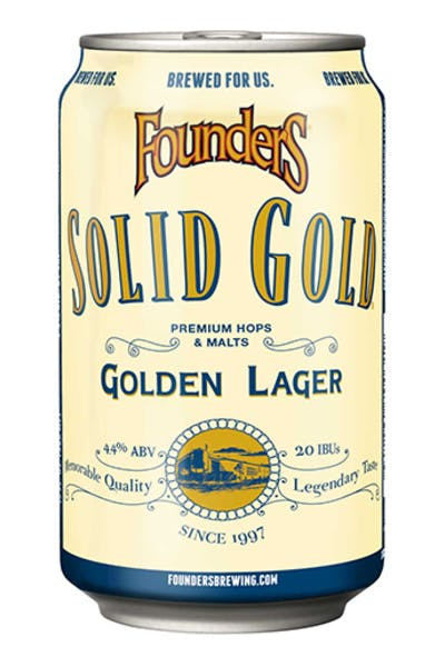 Founder's Solid Gold