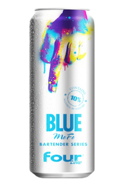 Four Loko Blue Mofo