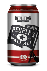 Intuition Ale Works People's Pale Ale
