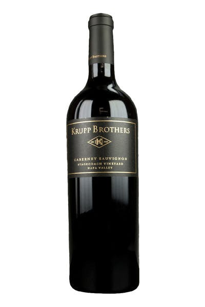 Krupp Brothers Cabernet Stagecoach