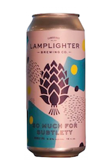 Lamplighter So Much For Subtlety Double IPA