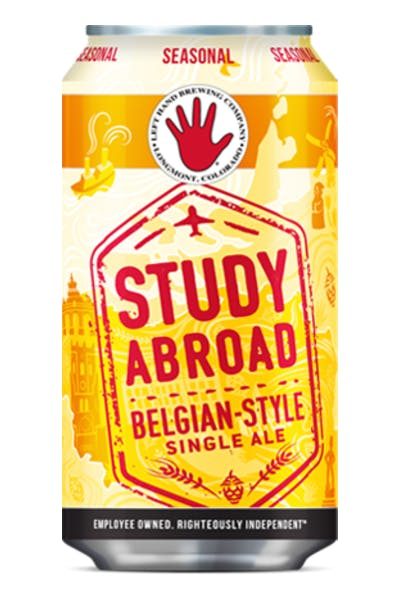 Left Hand Study Abroad