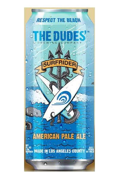 The Dudes Surfrider Ale