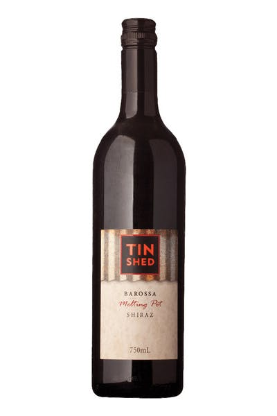 Tin Shed Shiraz Melting Pot