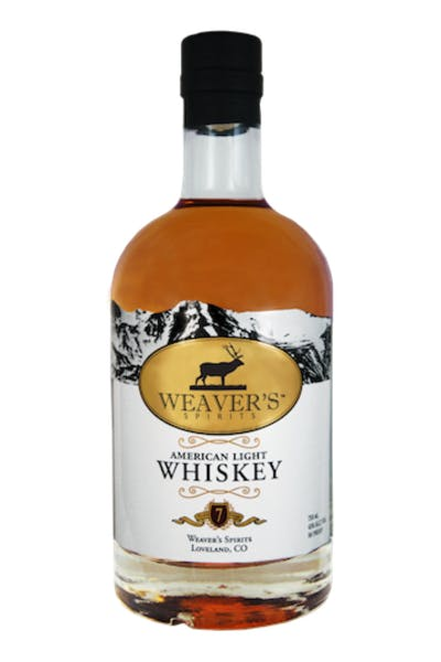 Weavers Mount Massive Expression American Light Whiskey