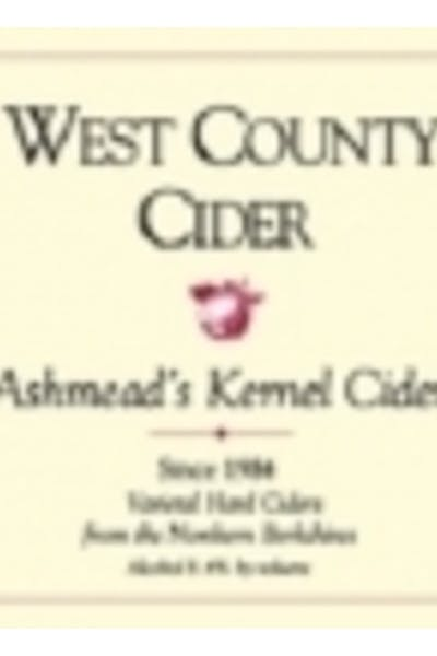 West County Cider Ashmead's Kernel