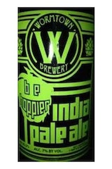 Wormtown Be Hoppier Double IPA